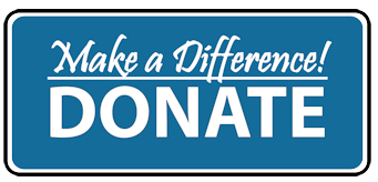 make a difference - donate sign